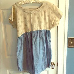 Lili's Closet Polka Dot Tunic
